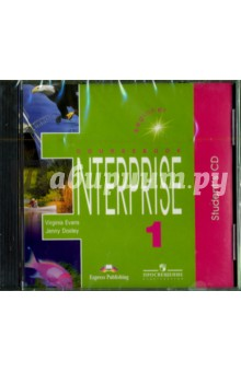 Enterprise 1. Beginner. Student's CD (CD)