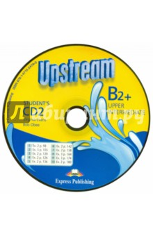 CD Upstream Upper-Intermed B2+. Student's CD №2 (для работы дома) cd upstream upper intermed b2 student s cd 2 для работы дома