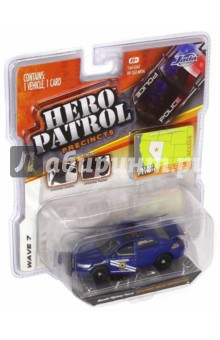 14016-W6 1:64 Here Patrol Assortment