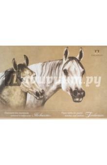 Фото Планшет для пастелей, эскизов и набросков Нежность, 20 листов, А2 (ПЛ-0073) планшет