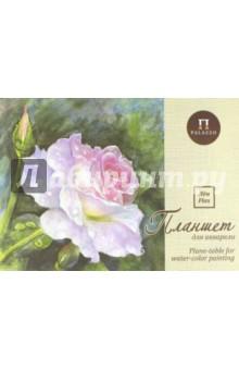Планшет для акварели Розовый сад (20 листов, А3, лен) (ПЛРС/А3) планшет для акварели розовый сад 20 листов а3 лен плрс а3