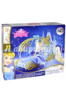 """Игровой набор """"Disney Princess. Спальня для Золушки"""" (CDC47пц) от Лабиринт"""