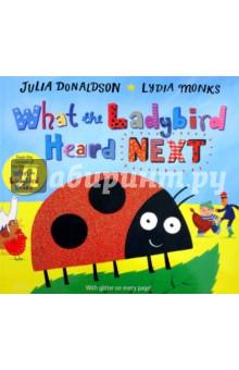 What the Ladybird Heard Next термоконтейнер green glade 20l blue с22200