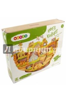 Купить Пазл Ноев ковчег (0-0716), Woody, Пазлы (12-50 элементов)