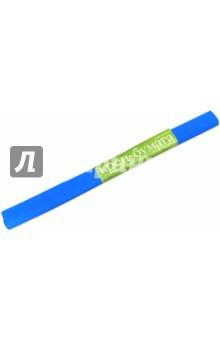 Бумага цветная креповая (флуоресцентная, синяя) (2-057/02) креповая или папиросная бумага или тонкая упаковочная бумага купить томск