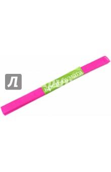 Бумага цветная креповая (флуоресцентная, розовая) (2-057/04) креповая или папиросная бумага или тонкая упаковочная бумага купить томск