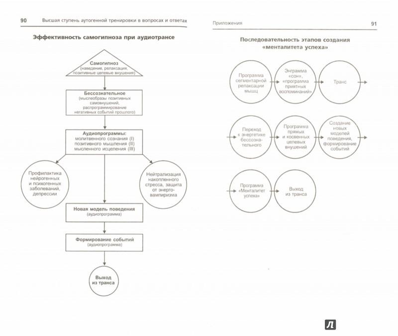 Иллюстрация 1 из 2 для Высшая ступень аутогенной тренировки в вопросах и ответах - Геннадий Гончаров | Лабиринт - книги. Источник: Лабиринт