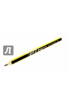 Карандаш чернографитный трехгранный Jumbo, HB (119)