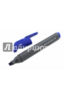 Перманентный маркер Triplus. В трехгранном корпусе. Синий. 3-5 мм. (3550-3) STAEDTLER