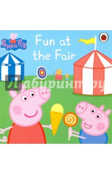 Peppa Pig. Fun at the Fair peppa goes swimming