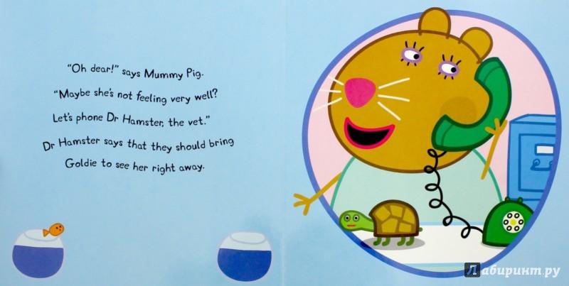 Иллюстрация 1 из 6 для Peppa Pig. Peppa's First Pet | Лабиринт - книги. Источник: Лабиринт