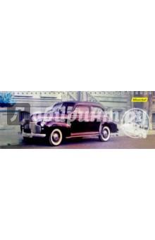 Планинг недатированный Винтажные авто (762023) планинг недатированный искусственная кожа черный пко185609