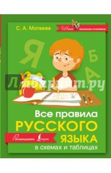 Все правила русского языка в схемах и таблицах книги эксмо 4 правила эффективного лидера