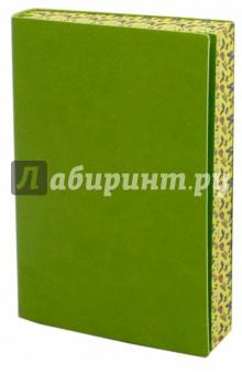 Ежедневник недатированный Сариф (А6, салатовый) (42577) желай делай ежедневник