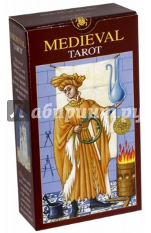 Таро Средневековое (Medieval Tarot) ciro marchetti tarot of dreams таро снов набор 83 карты с книгой на английском языке