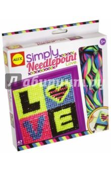 Набор для вышивания  Любовь (551000-3) магазины в северном или южном бутово в которых можно нитки для вышивания гамма