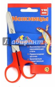 Ножницы 11 см (пластмассовые ручки) (С3050-01) АппликА