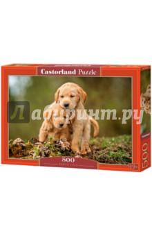 Puzzle-500 Щенячья любовь (B-52271) puzzle 500 настоящая любовь b 52943