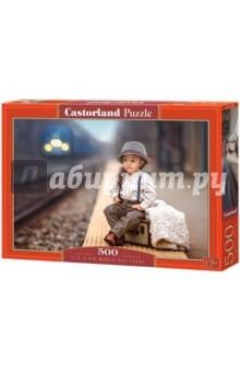Puzzle-500 Путешествие (B-52295) puzzle 500 белый котенок 29626