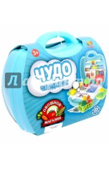 Чудо-чемоданчик. Игровой набор Овощной магазин. 23 предмета (РТ-00461)