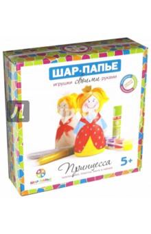 Набор для детского творчества Принцесса из шар-папье (B01452) игрушки онлайн в туле