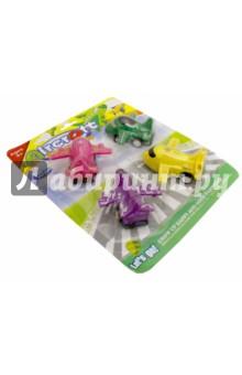 Набор инерционных игрушек Самолеты (826) набор инерционных игрушек танки 6385 4