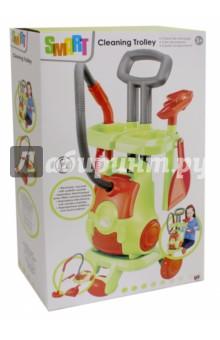 Купить Малый набор для уборщицы с пылесосом Smart (1684083.00), Halsall Toys International, Бытовая техника