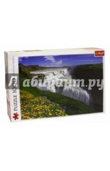 Пазл Золотой водопад. 1000 деталей (10314) trefl 10314