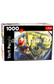 Puzzle-1000 Великие мечты (10407) пазлы crystal puzzle 3d головоломка вулкан 40 деталей