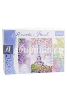 Puzzle-1000 Весна в Париже (10409) весна 43 см