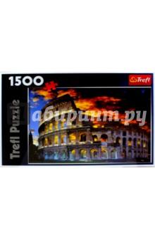 Trefl Puzzle-1500 Колизей, Рим (26068)