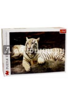 Пазл Бенгальский тигр. 1500 деталей (26075) пазл спейс нидл сиэтл trefl 1500 деталей