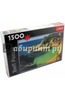 Trefl Puzzle-1500 Таинственный залив (26091) пазл 1500 таинственный сад 16766
