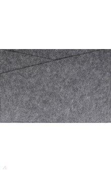 Папка из синтетического фетра, 340х240 мм., 2 отделения (44637)