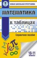 Математика в таблицах. 10-11 классы