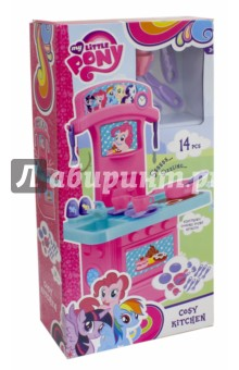 Мини-кухня My Little Pony (1684068.00) paper art оригами 6л 6цв