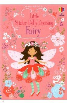 Little Sticker Dolly Dressing. Fairy