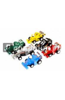 Набор инерционных машинок (6 штук) (2820-6) дрофа медиа набор инерционных машинок speedy cars 8 шт