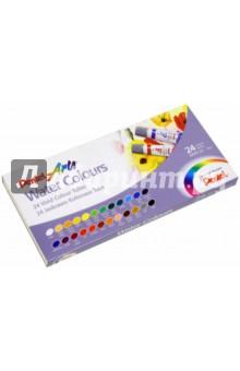 Акварель Water Colours, 24 цвета (03-5045/WFRS-24) Pentel