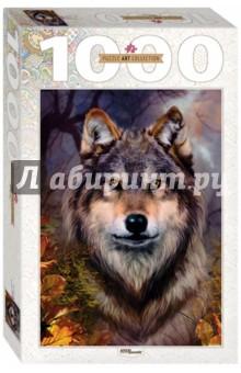 Step puzzle-1000 Бенте Шлик. Волк (79109) штатив slik u 8800