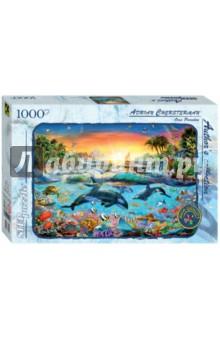 Step Puzzle-1000 Касатки (79529) пазлы crystal puzzle 3d головоломка вулкан 40 деталей