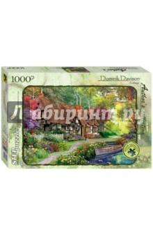 Step Puzzle-1000 Коттедж (79534) лото лотошки для крошки 1280