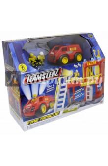 Пожарный расчет Teamsterz (1416249.00) viking toys пожарная машина джамбо 28 см