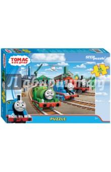 Step Puzzle-35 MAXI Томас и его друзья (91223) step puzzle пазл для малышей томас и его друзья