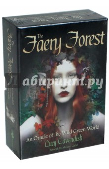 The Faery Forest. An Oracle of the Wild Green World термопот sakura sa 315bf black