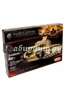 Конструктор Танк Churchill I (218 деталей) (65221) ruru15070 to 218