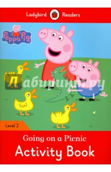 Going on a Picnic. Activity Book. Level 2 beddall f malcolm in the middle krelboyne picnic starter level сd