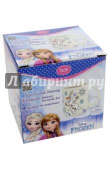 Набор для росписи кружки Frozen. Олаф(63870) кружки из императорского фарфора купить в спб
