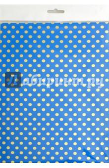 Картон цветной поделочный Кружочки (4 листа) (С4284-07) картон цветной радужный 4 листа 2 цвета арт 33996 50