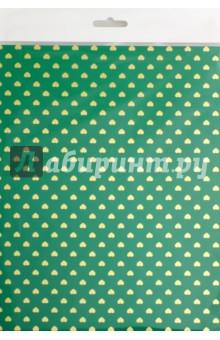 Картон цветной поделочный Сердечки (4 цвета, 4 листа, А4) (С4284-08) цветной мягкий пластик с блестками золотая рыбка 4 листа 4 цвета